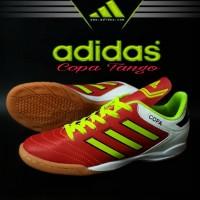 Sepatu Futsal Adidas Copa Tango Merah Hijau Import
