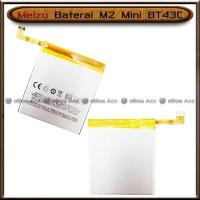 Baterai Meizu M2 Mini BT43C Original Batre Batrai HP