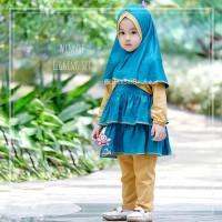 Winnie Legging Set - Setelan Blouse Balita - Baju Muslim Balita 1-2thn