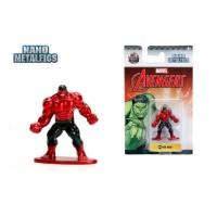 Jada Nano MetalFigs Marvel Studio Red Hulk (MV46)