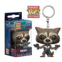 Funko POP Keychain Guardian of The Galaxy - Rocket Racoon