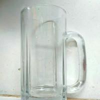 gelas kaca / gelas beling / gelas jumbo murah