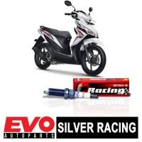 Busi BRISK Silver Racing AR12YS untuk Motor Honda Vario 125