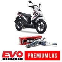 Busi BRISK Premium LGS AOR12LGS untuk Motor Honda Vario 125