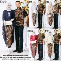 Baju Couple/Batik Couple/Brukat Couple/Batik/Brukat/Kemeja