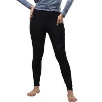 Celana Olahraga Yoga Senam Gym Fitness X Gottex Power Mesh Legging