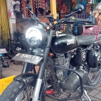 Daymaker Royal Enfield 7 inch High Quality