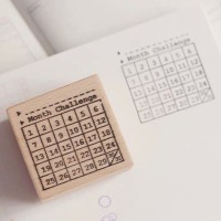 Rubber Stamp Month Challenge