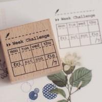 Rubber Stamp Week Challenge