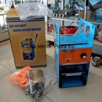 Mesin Press Gelas Plastik / Cup Sealer