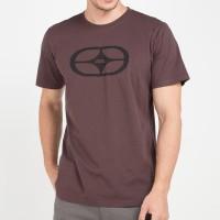 Kaos No Fear Recoil Regular Fit T-Shirt Coffee Brown Original