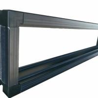 FRAME 2sisi (bolak balik) ukuran 96cm x 48cm