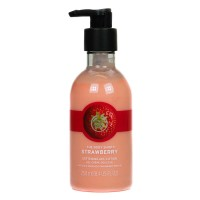 THE BODY SHOP STRAWBERRY BODY LOTION 250ML
