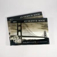 Buku Gambar Sketsa / Sketch Book Kiky A5