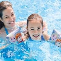 Pelampung Renang Lengan Anak Cewek Frozen INTEX 56640