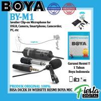 Microphone BOYA BY-M1 Lavalier Microphone