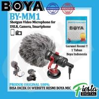 BOYA BY-MM1 Shotgun Video Microphone for Camera, Smartphone dll