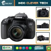 Canon EOS 800D Kit 18-55mm IS STM WIFI DSLR