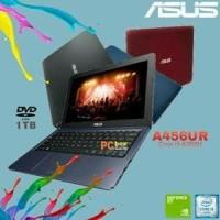 Asus A456UR Intel Core i5 Kabylake RAM 4GB HDD 1TB VGA 2GB Murah
