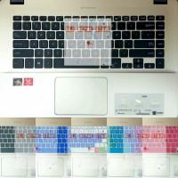 Keyboard Protector Asus Vivobook S15, S510UA, X505ZA, U5100UQ, Pro 15