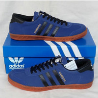 Adidas Hamburg Blue Black