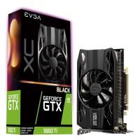 EVGA GeForce GTX 1660 Ti XC Black GAMING GB GDDR6