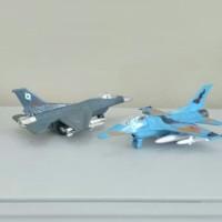 Die Cast Pesawat Military Force, Mainan Pesawat Tempur Anak2