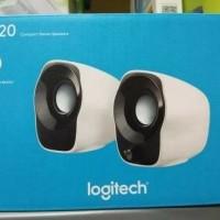Logitech Z120 Speaker Portable / Speaker Laptop Pc