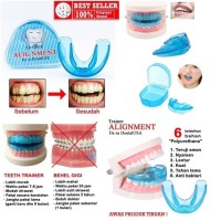 Orthodentic retainer teeth trainer aligment - Behel - Merapikan Gigi