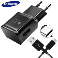 Charger Samsung Type C original 100% S7 S8 S8+ Note 8 Note 9
