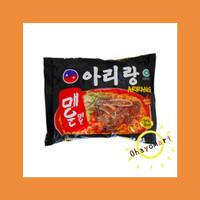 Arirang Hot Fried Noodle /mie goreng pedas/ instant noodle 130g