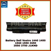 Baterai Original Dell Vostro 1440 1450 1540 1550 3450 3550 3750 J1KND