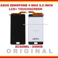 LCD & TOUCHSCREEN ASUS ZENFONE 4 MAX ZC520KL X00HD BLACK ORI 906769