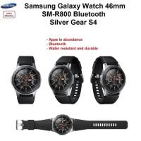 Smartwatch Samsung Galaxy Watch 46mm SM-R800 Bluetooth Silver Gear S4
