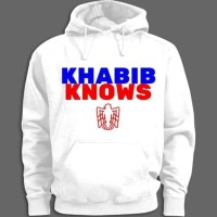 HOODIE KHABIB NURMAGOMEDOV KHABIB KNOWS JAKET UFC
