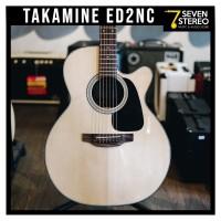 Takamine ED2NC Acoustic Electric Guitar / ED2-NC ED-2NC