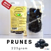 Prunes Pitted Dried Fruit 225 gr (Buah Plum kering)
