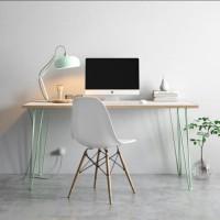 Meja Komputer / Meja Kerja / Meja Kantor 120x60