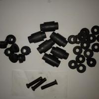 Pesanan Ring Bearing Paku Platstrip Servis Pintu Folding Gate Rolling