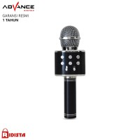 Microphone Advance ES050B Speaker Bluetooth