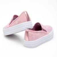 Sepatu Anak Skechers Double Up-Shiny Dancer, Pink. 84999Lpnk - 31