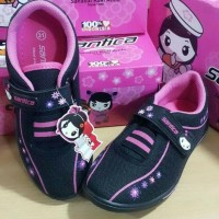 Sepatu Anak Perempuan Santica Michiko - 32, Hitam