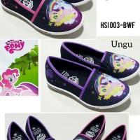 Sepatu Anak Perempuan Foxing Flat Pony Play