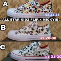 Sepatu Converse - Sepatu Converse Anak - All Star Character Micky Kidz