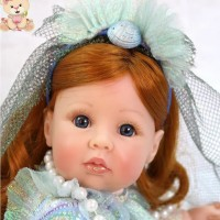 Boneka Reborn Mermaid Special Edition / Boneka Bayi / Boneka NPK