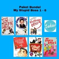 Paket Bundel My Stupid Boss 1 - 6 CHAOS@WORK