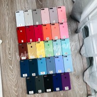 Silicone Case iPhone 6 6S 7 PLUS 8 PLUS X XR XS MAX Silikon Case