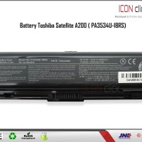 Baterai Laptop Toshiba Equium A200 A210