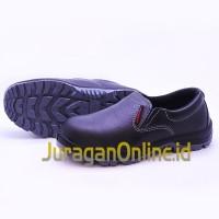 Sepatu Safety Cheetah type 7001 Hitam