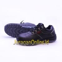 Sepatu Safety Cheetah type 7012 Hitam